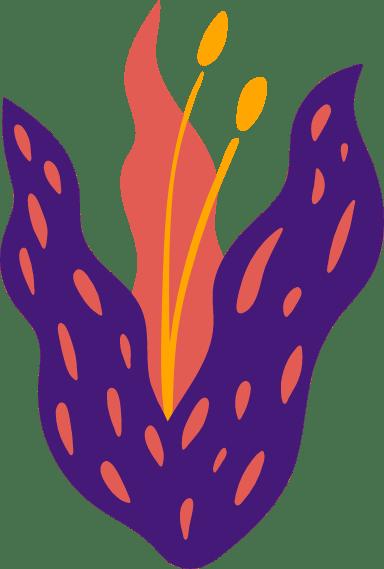 Tongue Flower