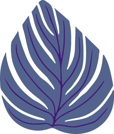 Abstract Philodendron