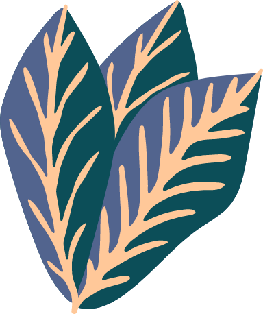 Abstract Nerve Plant