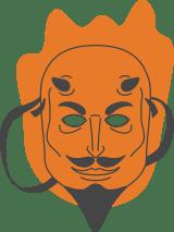 Halloween Devil Mask