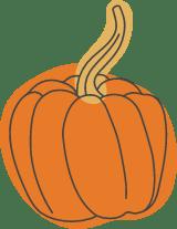 Autumn Cinderella Pumpkin