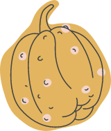 Autumn Hubbard Squash