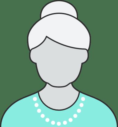 Old Woman Avatar