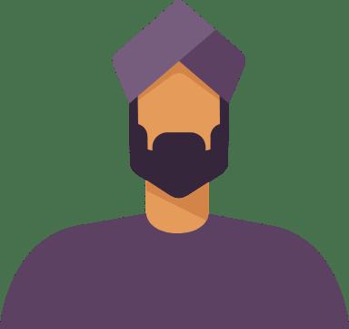 Turban Man