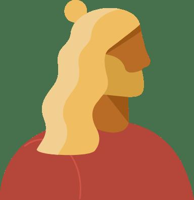 Biblical Profile Man