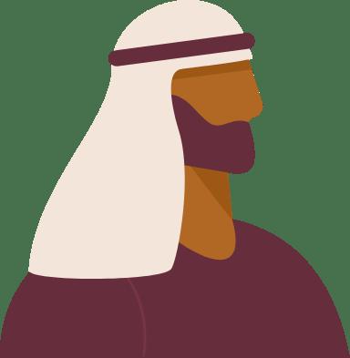 Arab Profile Man