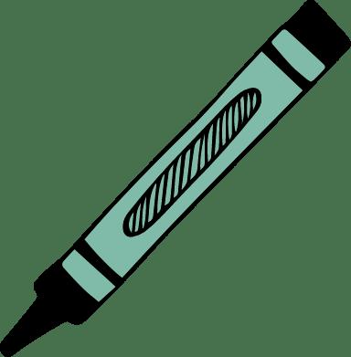 Drawn Crayon