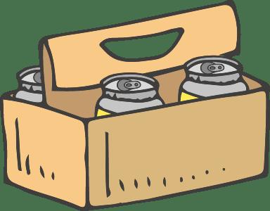 Pack of Beer