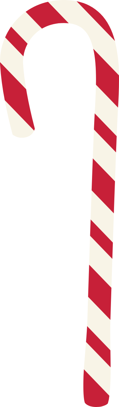 Thin Candy Cane