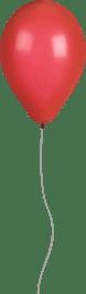 Shiny Red Balloon