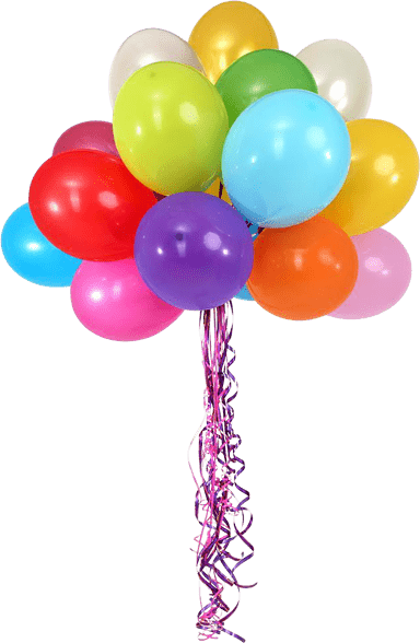 Cluster of Balloons