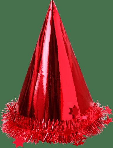 Shiny Party Hat