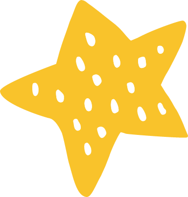 Rough Five-Pointed Star