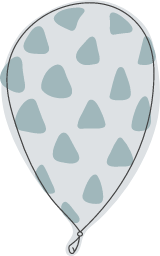 Patterned Balloon