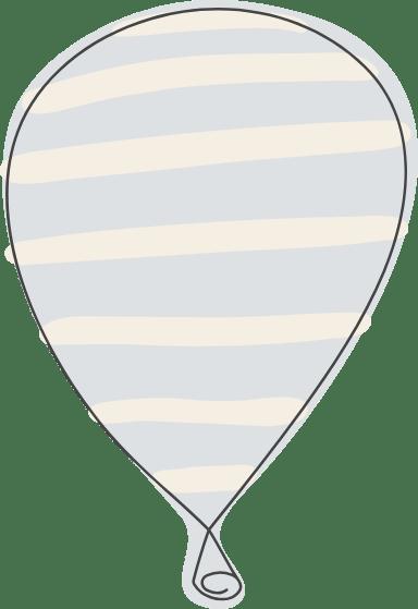 Banded Balloon