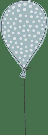 Stippled Balloon