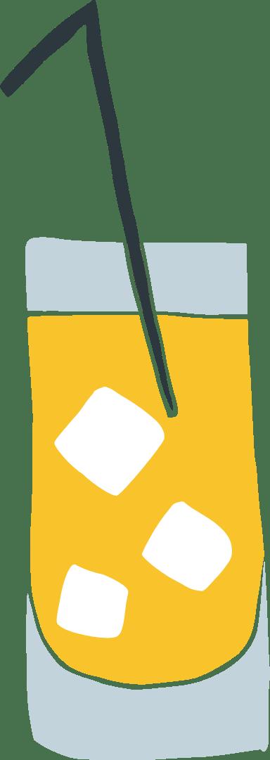 Citrus Fizz Cocktail
