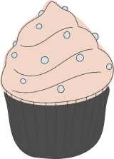 Mini Chocolate Cupcake