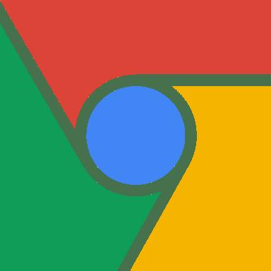 Chrome Square Outlines