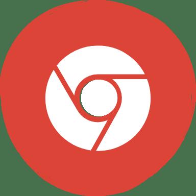 Chrome in Circle 4