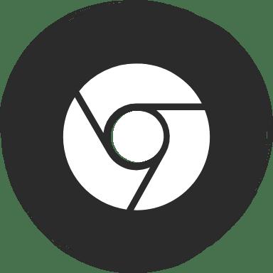 Chrome in Circle 5
