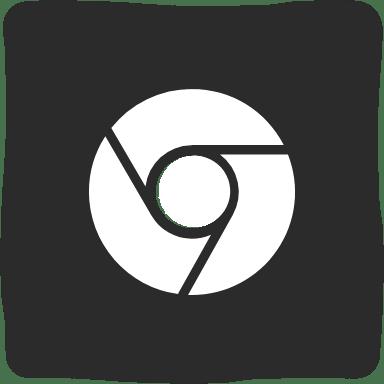 Outline Chrome Background 2