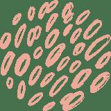 Ovoid Circle Texture