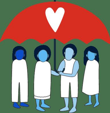 Umbrella of Love