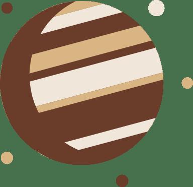 Stylized Planet