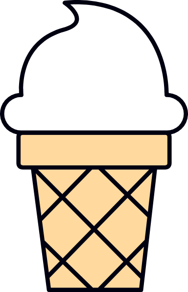Soft Serve Cone