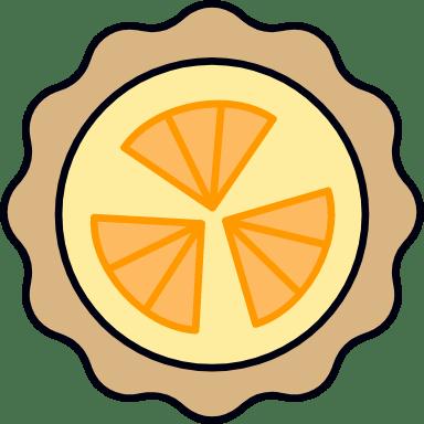 Orange Tartlet