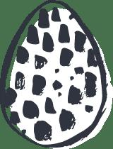 Mottled Egg