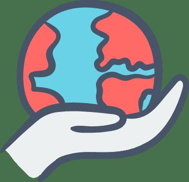 Hand & Earth