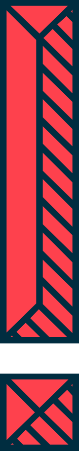 Faceted Exclamation Point