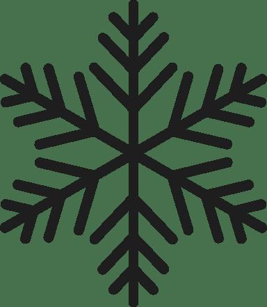 Narrow Snowflake