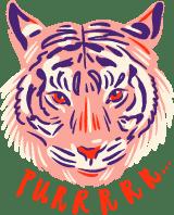 Purring Tiger