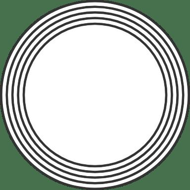 Centered Circles