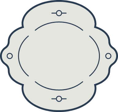 Ovoid Decal