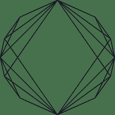 Symmetrical Line Frame
