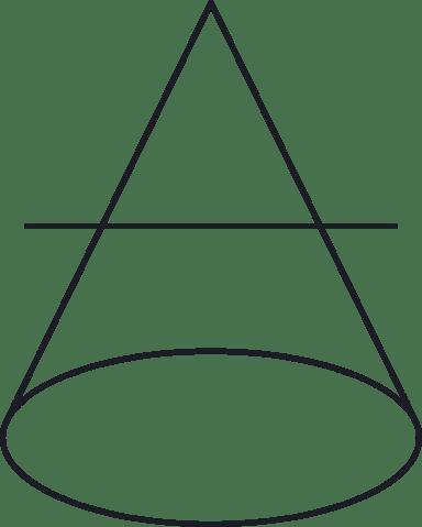 Line Cone Glyph