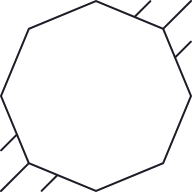 Eight Sided Glyph
