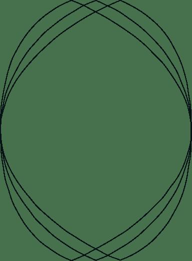 Drawn Lens Frame
