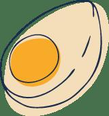 Sketched Egg