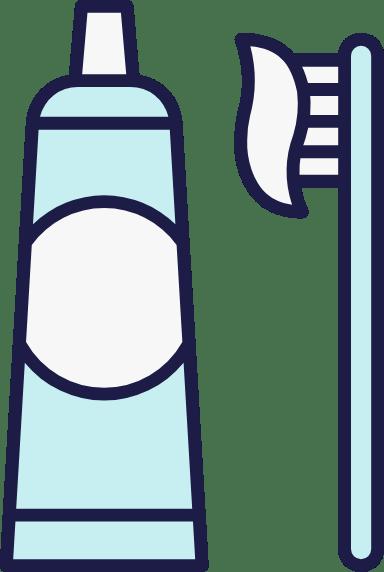 Iconic Toothbrush