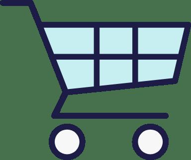 Iconic Shopping Cart