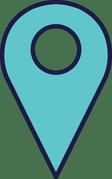 Iconic Map Pin