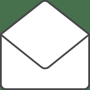 Stark Opened Envelope