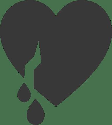 Cracked Heart Tears