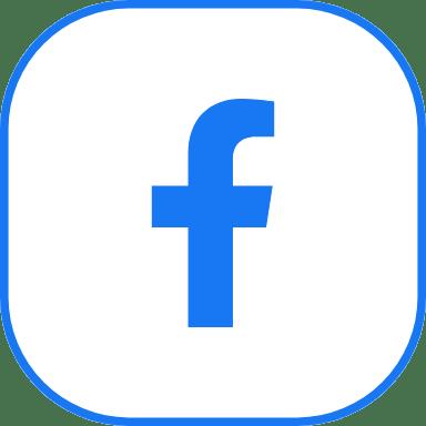 Rotund Blue Facebook