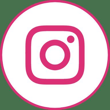 Circle Red Instagram
